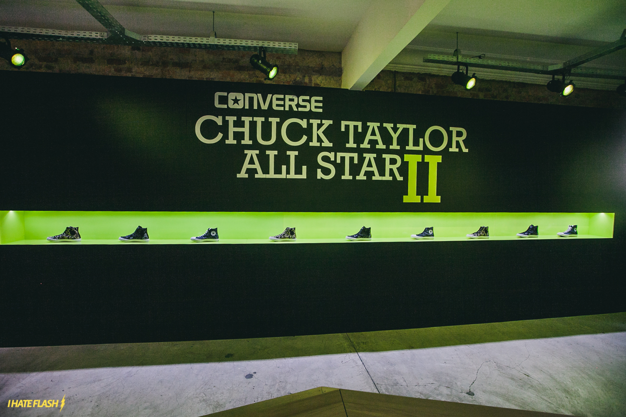 HOMEGROWN APRESENTA: CHUCK II LAUNCH