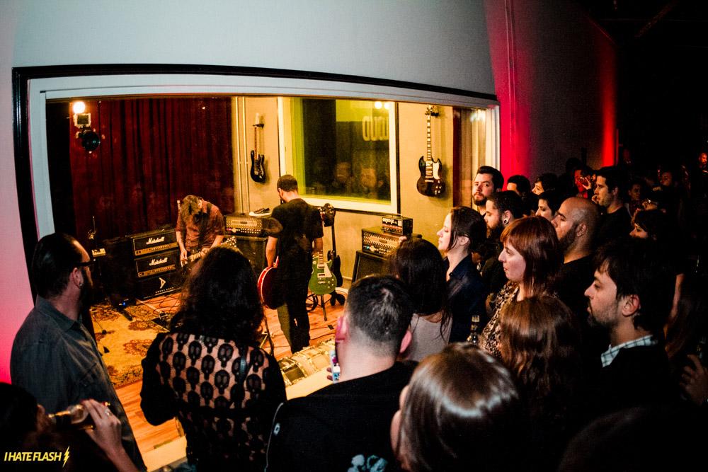 Converse Get Loud: Headbangers Banquet