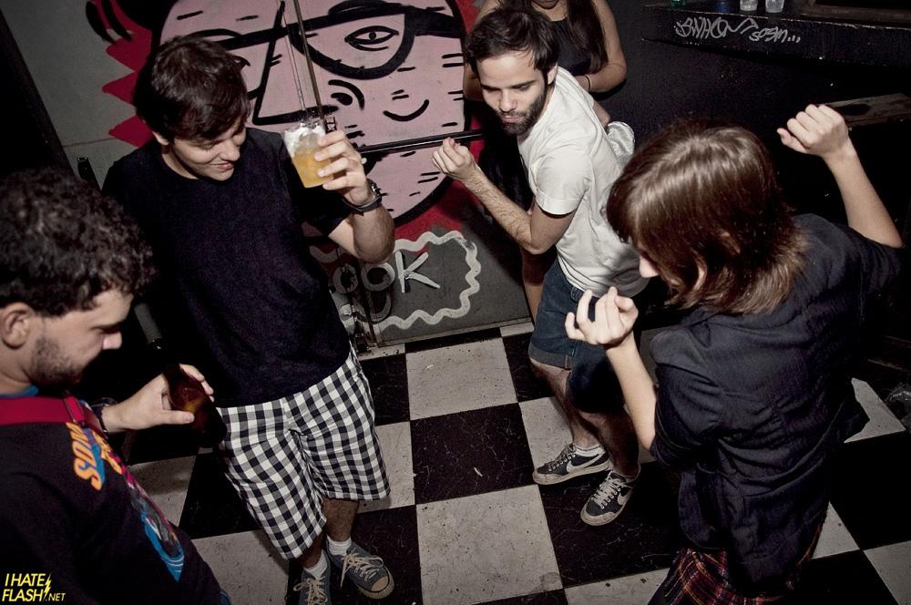 Club Soda Faroff