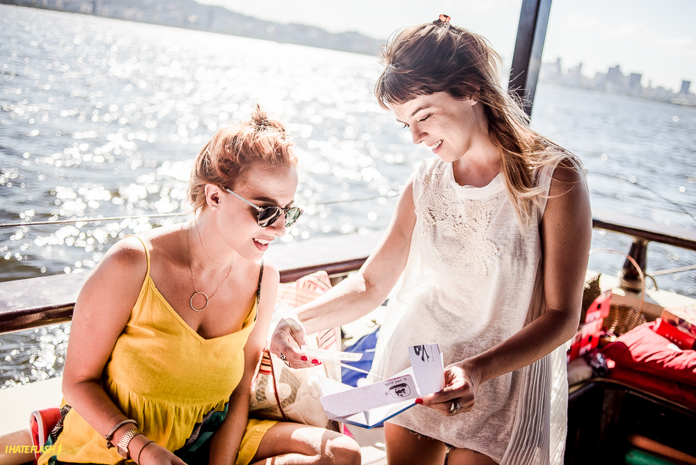 Melissa Boat Party