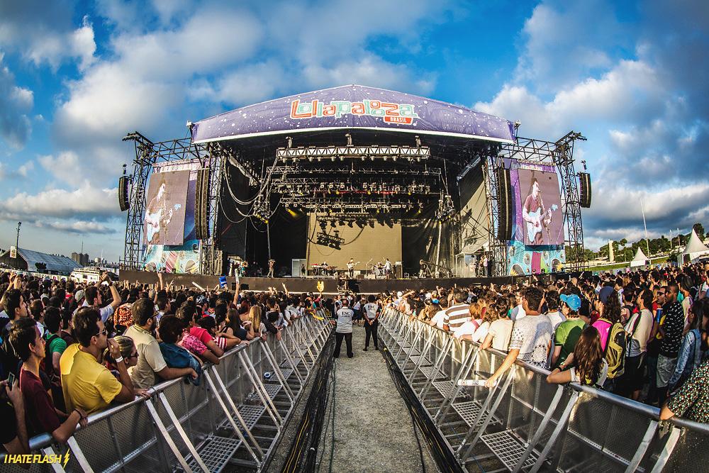 Lollapalooza Brasil 2014 - Dia #1