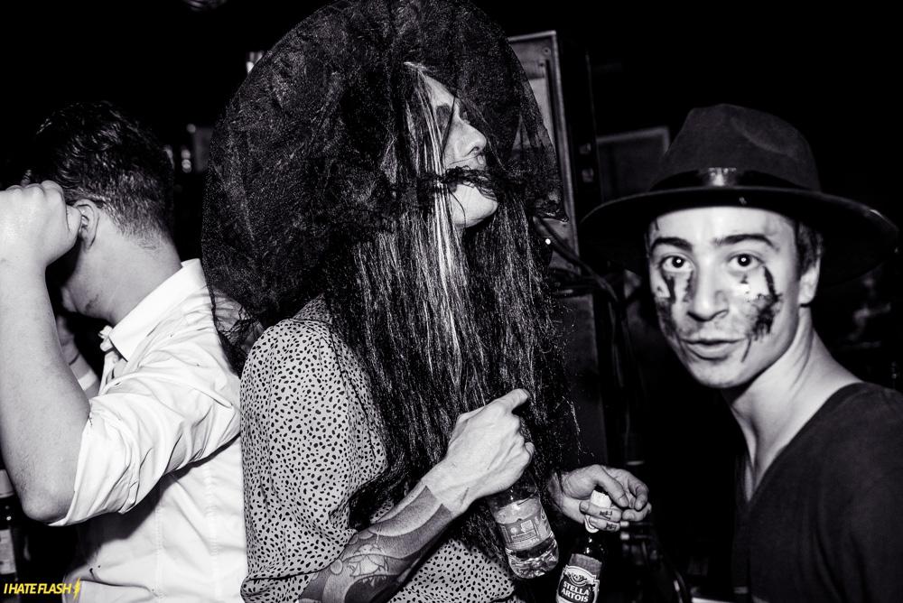 Festa a Fantasia de Halloween do Bar Secreto