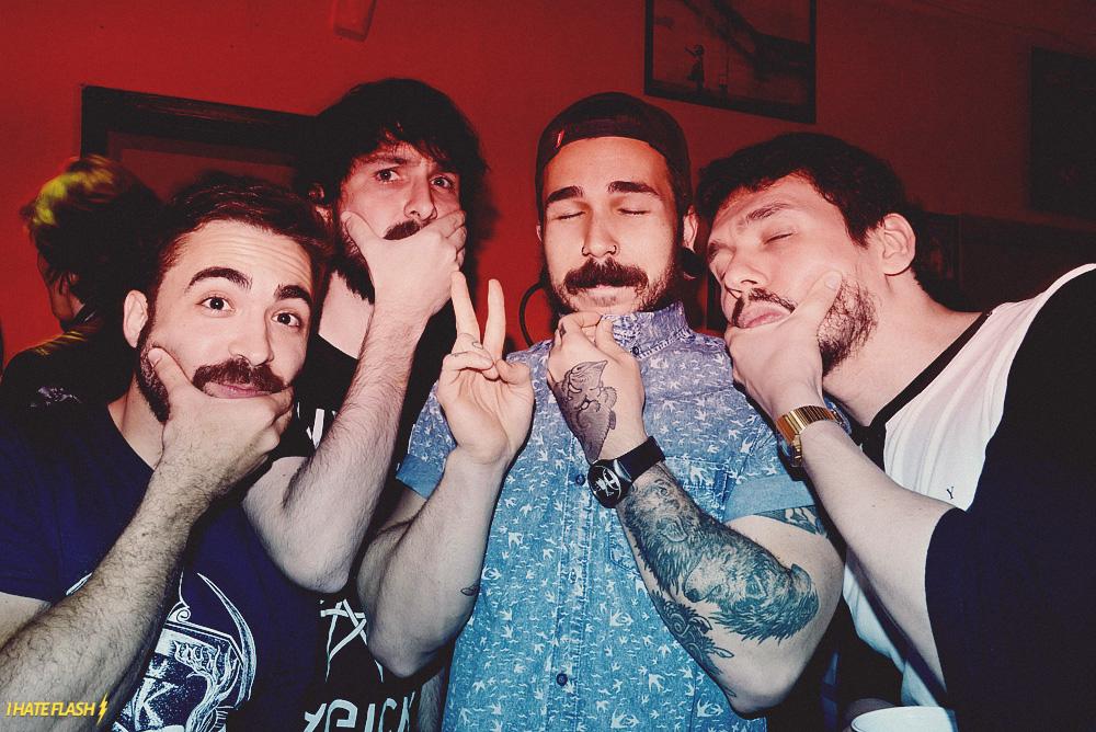 Crush! Movember