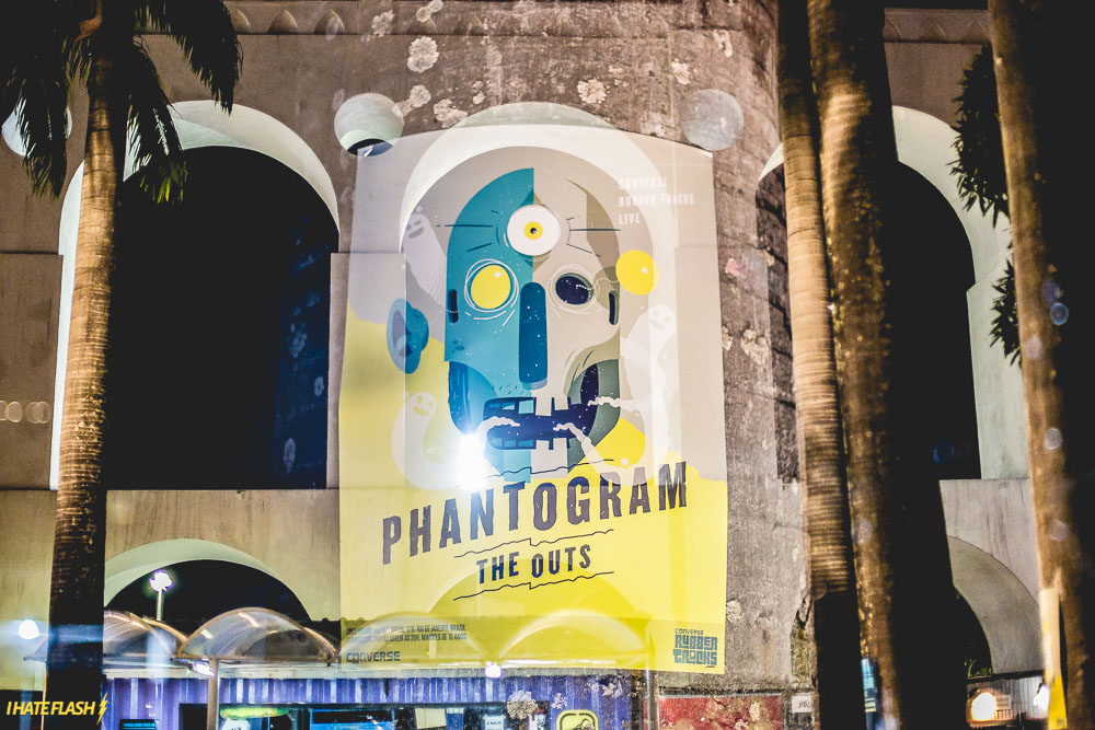 Converse Rubber Tracks Live: Phantogram + The Outs