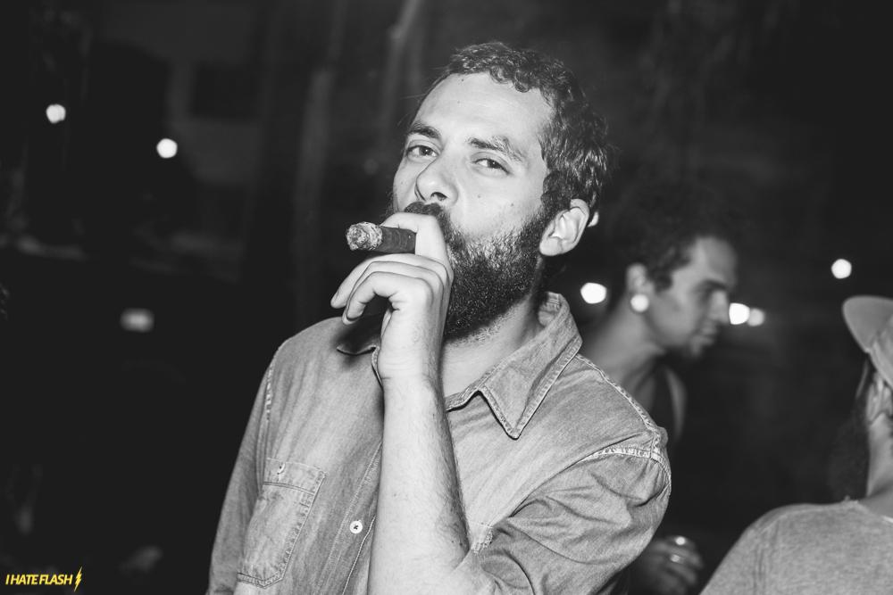 METANOL NA RUA | Live PA e DJ Set ao ar livre