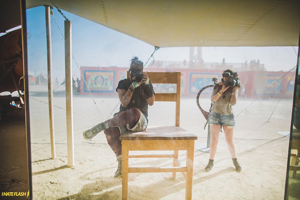 Burning Man 2015: The Day