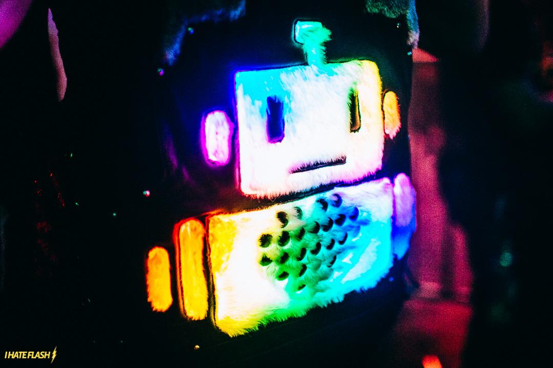 Robot Heart Halloween 2015