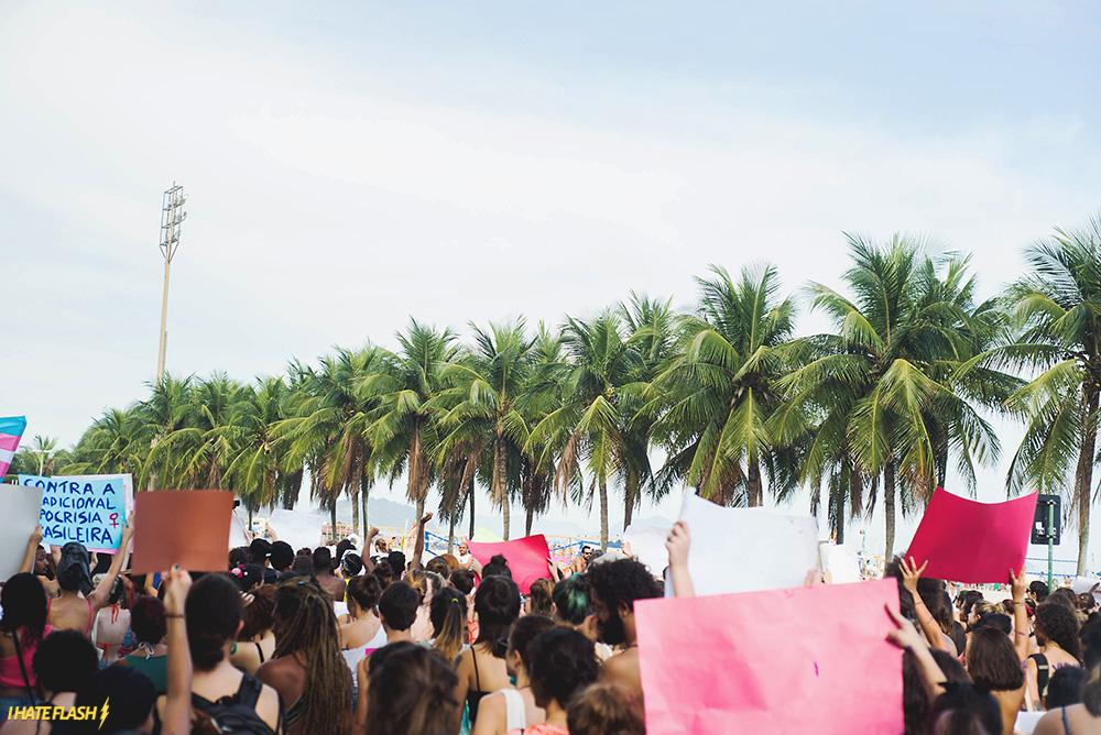 Marcha das Vadias 2015 - 5 anos de Vadiagem