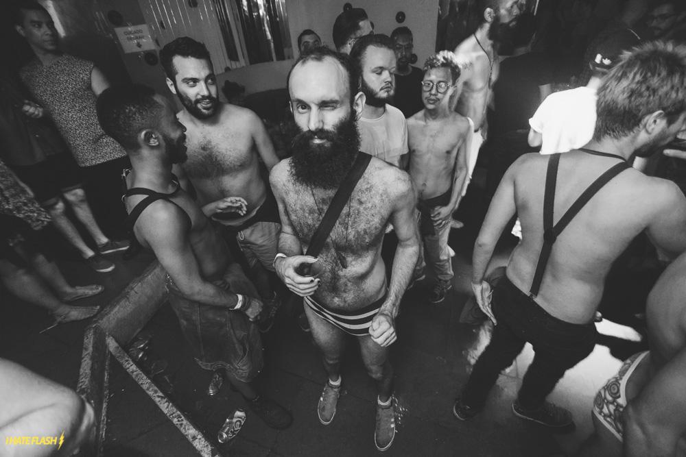 Порно party