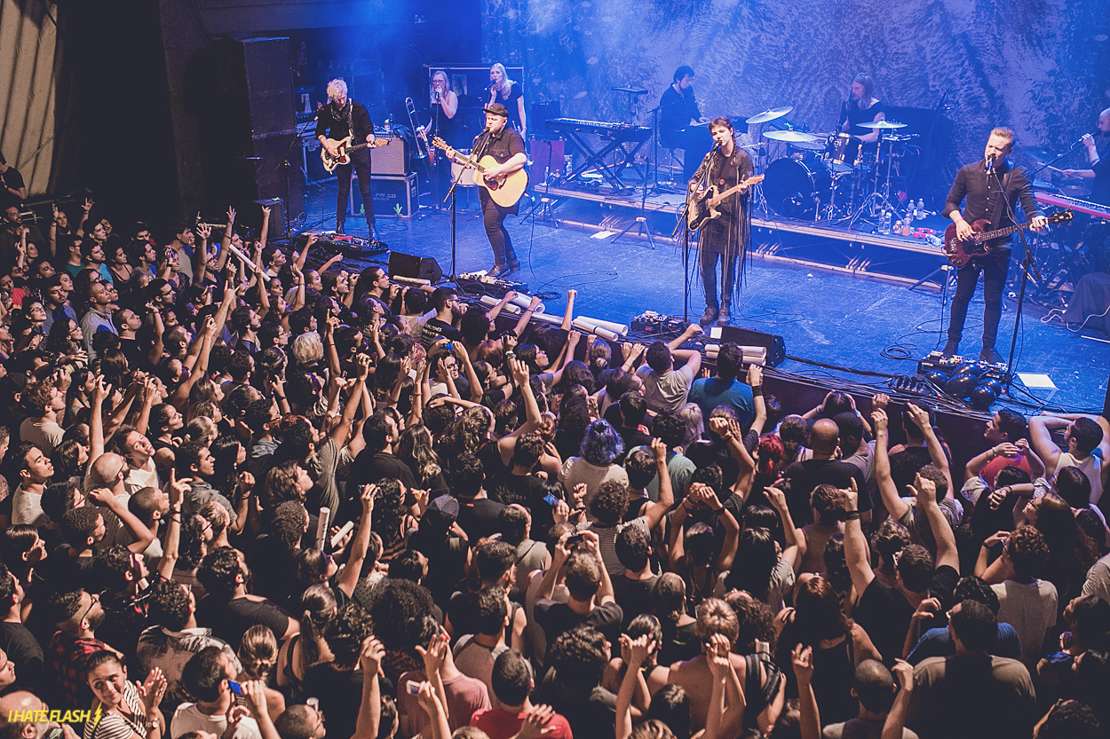 Queremos: Of Monsters and Men + The Joy Formidable